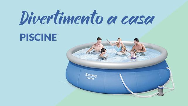 piscine e accessori online
