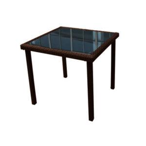 tavolo NEW EDERA in polirattan