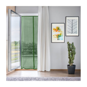 zanzariera magnetica per balconi verde